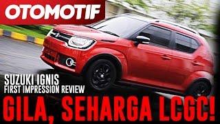Video Suzuki Ignis Indonesia First Impression Review - Gila, Seharga LCGC! MP3, 3GP, MP4, WEBM, AVI, FLV April 2017