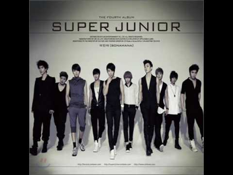 Super Junior - 진심 (All My Heart)