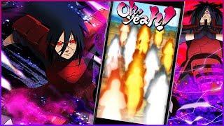 IF IM GONNA SUMMON HIM, NOW'S THE TIME! EDO MADARA SUMMONS | Naruto Shippuden Ultimate Ninja Blazing