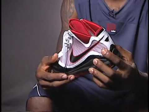 Nike  Air Max LeBron VII (7) with LeBron James   The Design