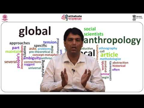 Globalization Theories (ANT)