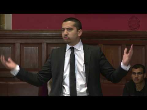 Students of Oxford University - Mehdi Hasan gives his argument for Islam being a peaceful religion. SUBSCRIBE for more speakers ▻ http://is.gd/OxfordUnion FOLLOW Mehdi Hasan on Twitter @ ht...