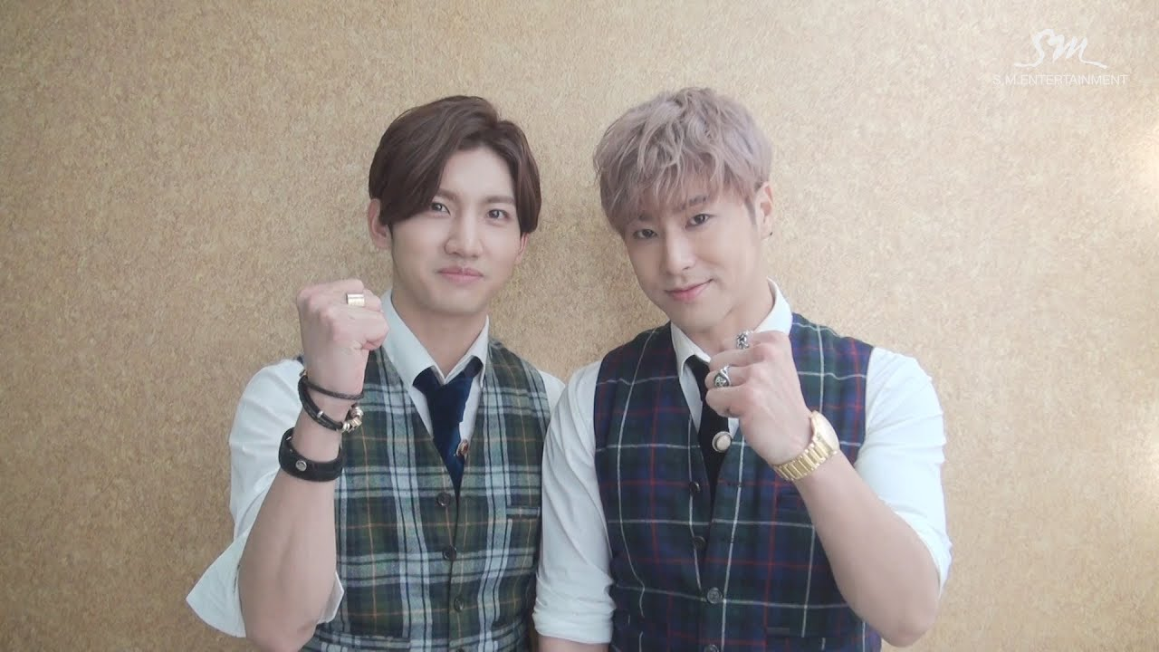TVXQ supports message to Hero in my Heart which Lee Dong Woo Features