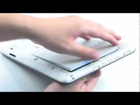 Fujitsu Stylistic Q550 – Test