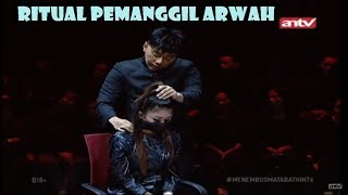 Video Ritual Pemanggilan Arwah! | Menembus Mata Batin (Gang Of Ghosts) ANTV Eps 76 15 November 2018 MP3, 3GP, MP4, WEBM, AVI, FLV April 2019