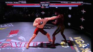 Bellator: MMA Onslaught - E3 2012: Combat Walkthrough (Cam)