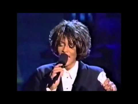 There is music in you whitney houston
