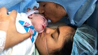 TEEN MOM BIRTH VLOG