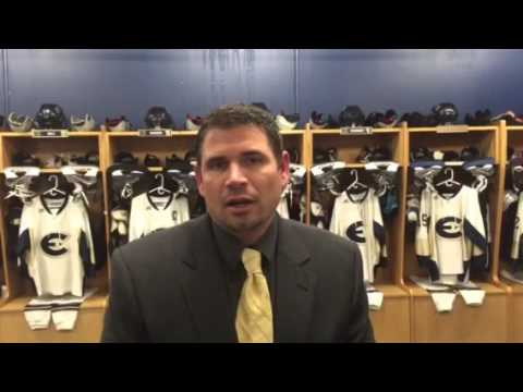 Coach Strand Recaps St. Kate's Game