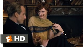 The Danish Girl - Sorry Einar Couldn't Be Here Scene (7/10) | Movieclips