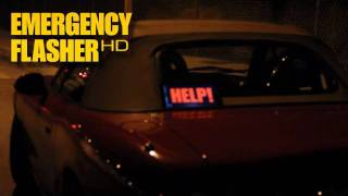 EMERGENCY FLASHER HD YouTube video