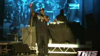 50 Cent New Single in Albany!! [Mocking Kanye West]
