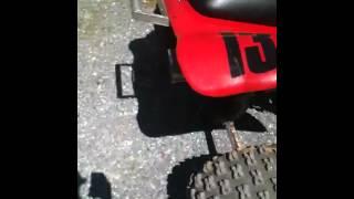 8. Honda trx250x race ready