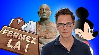 Video Le renvoi de James Gunn - Mini FERMEZ LA MP3, 3GP, MP4, WEBM, AVI, FLV Agustus 2018