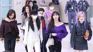 181021 트와이스(TWICE) 입국 Arrival [김포공항] 4K 직캠 by 비몽