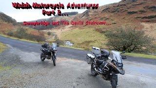 Sennybridge United Kingdom  city photos : UK Motorcycling Tour Part 2...