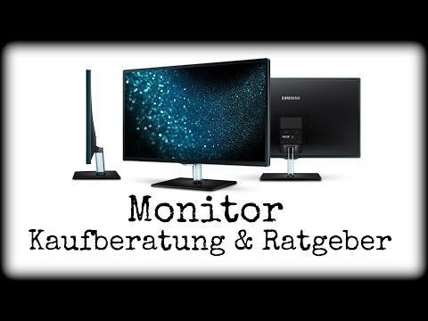 MONITOR BERATUNG | KAUFEMPFEHLUNG - perfekten Gaming Monitor finden