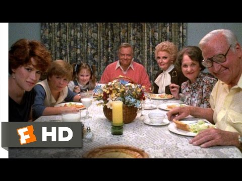 Sixteen Candles (5/10) Movie CLIP - Very Clever Dinner (1984) HD