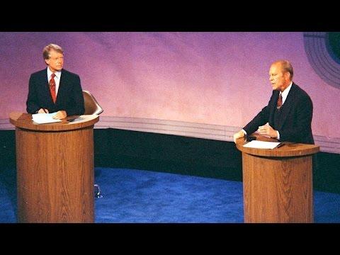 Dickerson's debate history: Carter vs. Ford in 1976