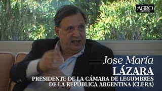 Jose María Lázara - Presidente de CLERA