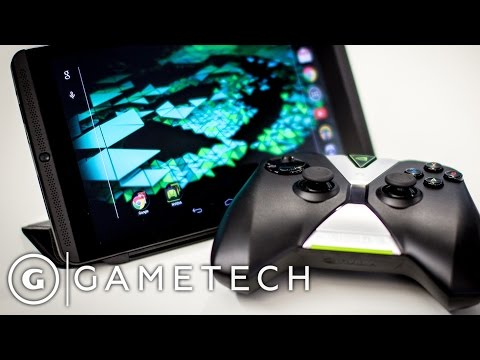 Nvidia Shield Tablet and Controller Review – Gametech