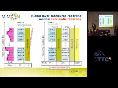 lte - Abstract: In this talk we first provide a detailed tutorial overview of the PHY layer procedures, techniques and features in LTE and their evolution towards ...