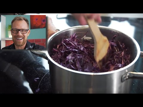 How To Make Red Cabbage - Rothkohl - German Recipes By Klaskitchen.com