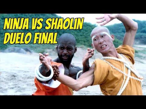 Wu Tang Collection - Ninja vs Shaolin Duelo Final