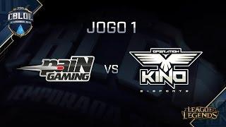 paiN vs Kino, game 1