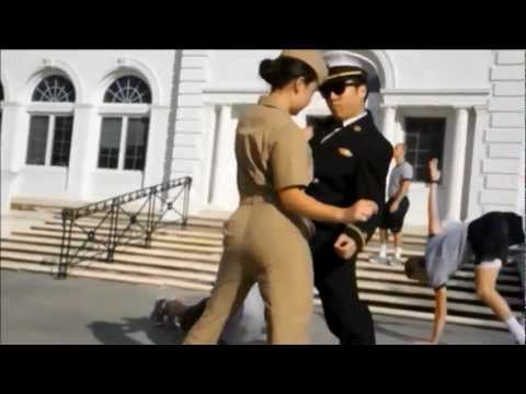 Military News - US Merchant Marine Academy Gangnam Style - Winner