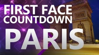 First Face - Countdown: Paris Fashion Week Spring/Summer 2013 | Top 10 Models | FashionTV