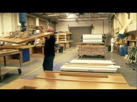 Ahmarra Door Solutions Doorset Manufacturing Facility