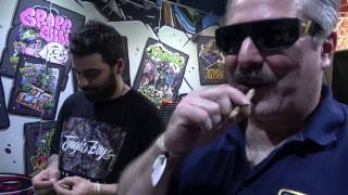 Spannabis 2017 - Ripper Seeds Chill Zone by Urban Grower