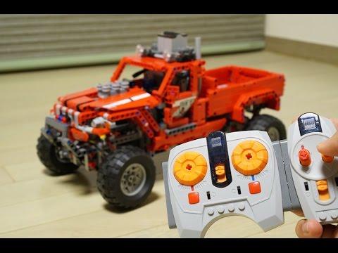 Vidéo LEGO Technic 42029 : Le Pick up customisé