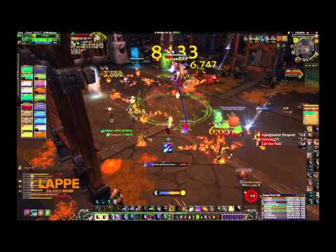 Paragon VS Beastlord Darmac Mythic