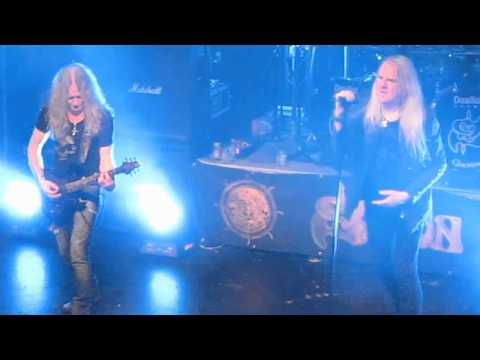 Tekst piosenki Saxon - Night of the Wolf po polsku