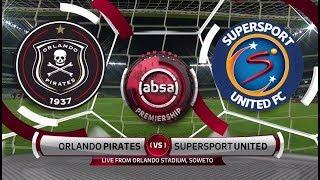 Video Absa Premiership 2018/19 | Orlando Pirates vs SuperSport United MP3, 3GP, MP4, WEBM, AVI, FLV April 2019