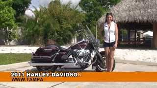 6. Used 2011 Harley Davidson Road King Motorcycles for sale - Plant City, FL
