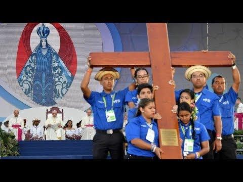 Hơn 400 ngàn tín hữu tham dự buổi Đi Đàng Thánh Giá với ĐGH tại Panama