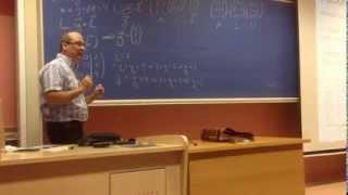 Umh0966 2013-14 Lec004.1 Álgebra Lineal. Factorización LU.