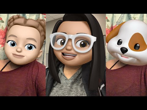 How to RECORD with MEMOJI 🎥💁🏻♀️