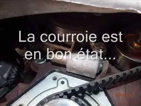 COURROIE DE DISTRIBUTION FIAT vidéo2 0001