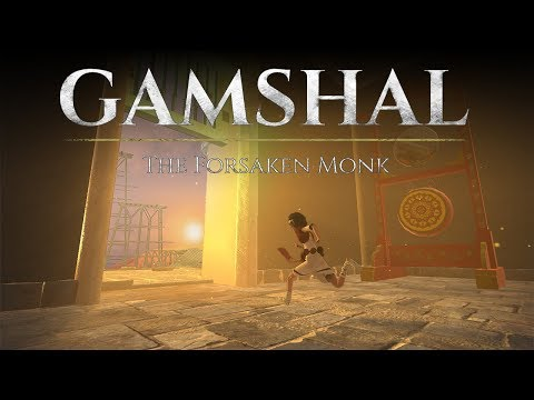 Gamshal: The Forsaken Monk