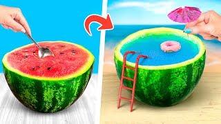 Video 12 Amazing Watermelon Ideas And Pranks MP3, 3GP, MP4, WEBM, AVI, FLV Agustus 2019