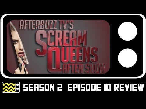 Scream Queens Season 2 Episode 10 Review & After Show | AfterBuzz TV