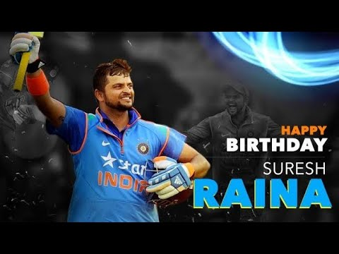 Video Suresh Raina Birthday Status | 24 Media Works | download in MP3, 3GP, MP4, WEBM, AVI, FLV January 2017