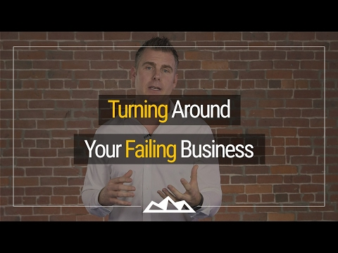 How To Turnaround a Failing Business | Dan Martell