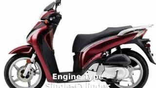5. 2010 Honda SH 150i Specs & Details