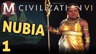 Video Civilization 6 - Let's Play Nubia #1 - Familiar Neighbor [Civ 6 Gameplay] MP3, 3GP, MP4, WEBM, AVI, FLV Maret 2018