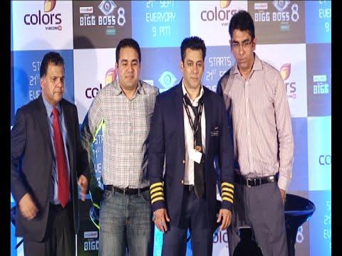 Launching Of Big Boss Season 8 With Salman Khan